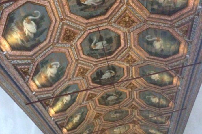 Plafond château de sintra